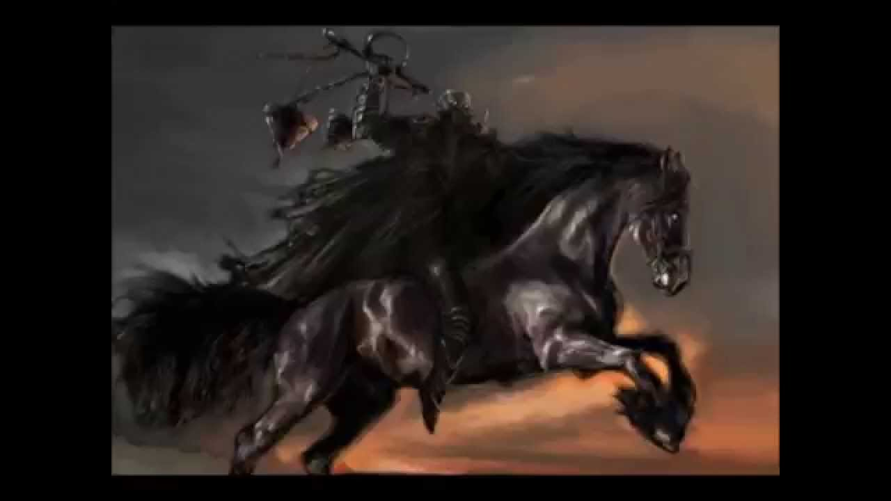 the black horse mdr ministries